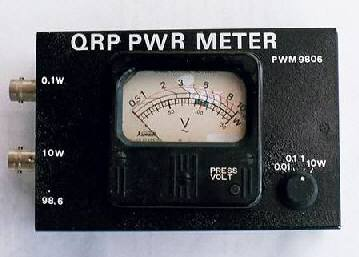 QRP PWR METER